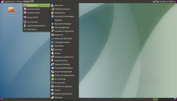 Ubuntu-MATE-14.10-Preferences