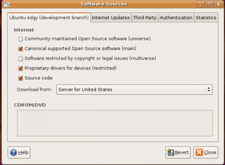 Come gestire i repository in Ubuntu.