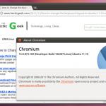 Chromium si aggiorna: ecco la nuova versione per Ubuntu.