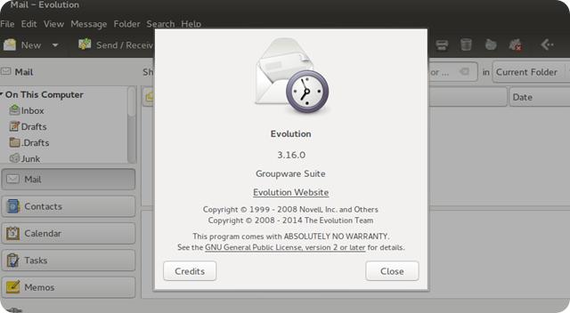 Evolution, client di posta elettronica potente e flessibile targato Gnome.