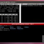 Terminator è un ottimo programma per terminale, molto simile a Gnome-terminal, ma con più opzioni.
