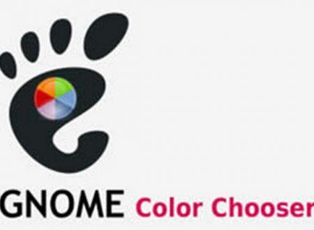 Gnome Color Chooser per personalizzare i fonts di tutto il vostro sistema.