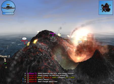Scorched 3D tra i giochi semplici per Ubuntu uno dei più belli.