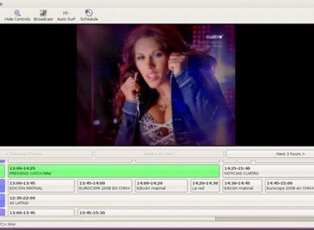 MeTV applicazione per guardare i servizi di televisione digitale.