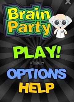 Brain Party è una divertente collezione di 36 mini-giochi di intelligenza.