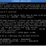 DOSEMU, L'emulatore DOS per Linux.