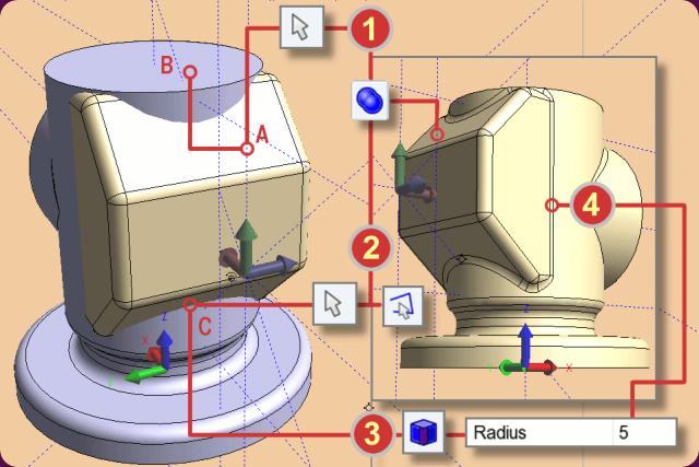 Open CASCADE Technology piattaforma di sviluppo software 3D CAD.