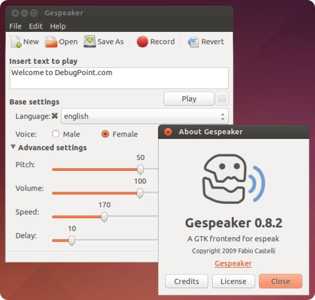 Gespeaker-Running-in-Ubuntu