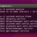 Come raggiungere una migliore velocità di avvio in Ubuntu 18.04 utilizzando le funzionalità di Systemd.