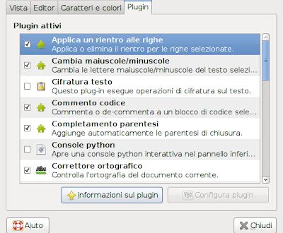 Confrontiamo Mousepad ottimo editor di testo per Xfce con Gedit e Kate.