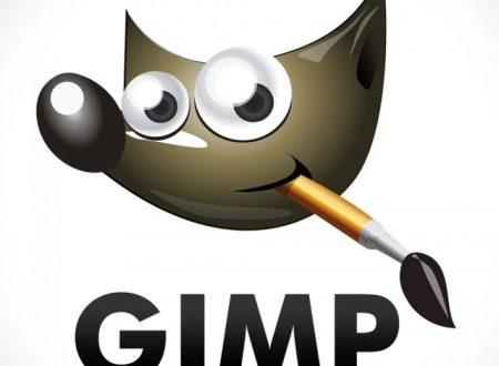 Come diventare esperti con GIMP: introduzione e l'area di lavoro.